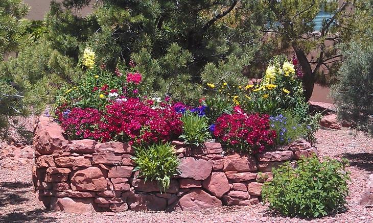 Sedona AZ garden company